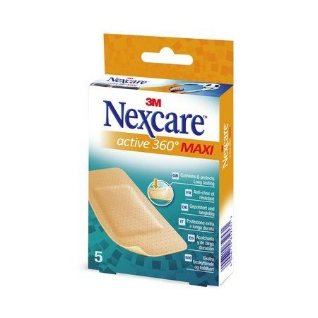 Nexcare Active Strips 5 Tiras Recortables