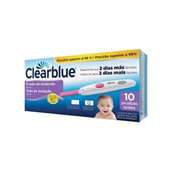 Clearblue Test Ovulación Digital