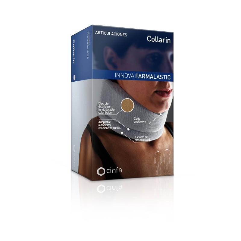 Collarín Farmalastic Innova Adulto