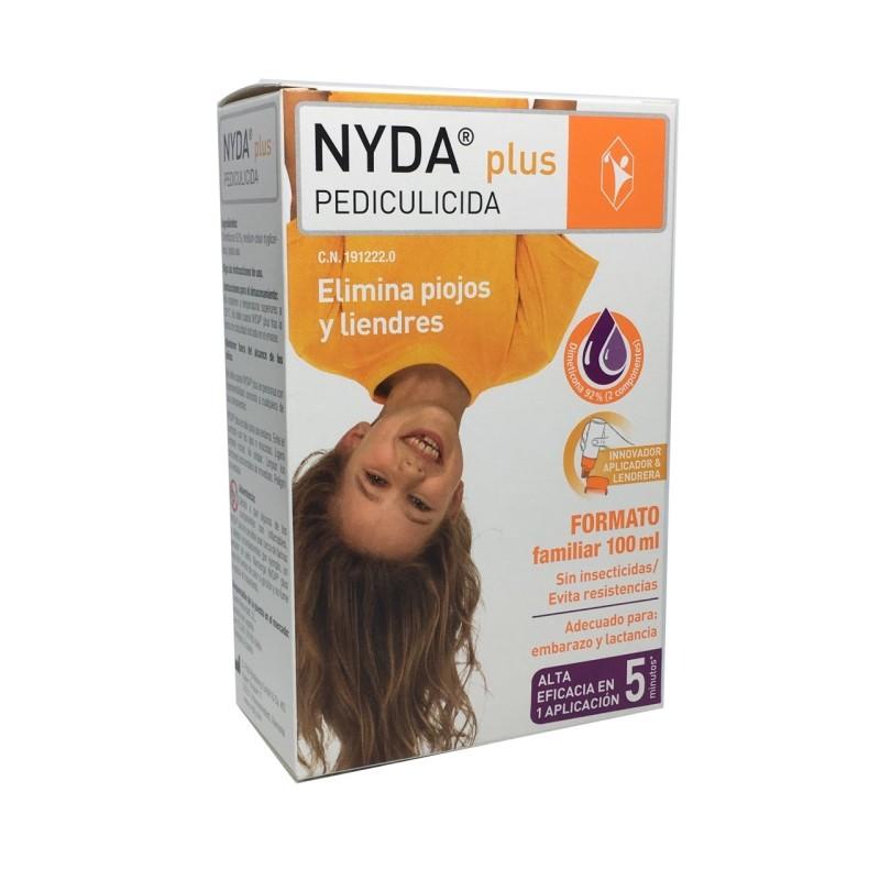 Nyda Plus Formato Familiar 100 Ml
