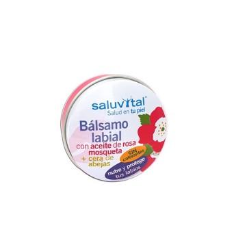 Saluvital Bálsamo Labial Rosa Mosqueta 15 G