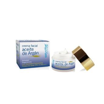 Saluvital Crema Facial Con Resveratrol 50 Ml