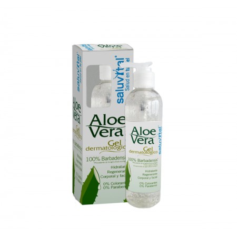Saluvital Gel Aloe Vera 250 Ml