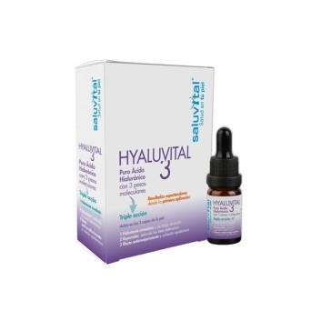 Saluvital Hyaluvital 3 Ácido Hialurónico 15 Ml