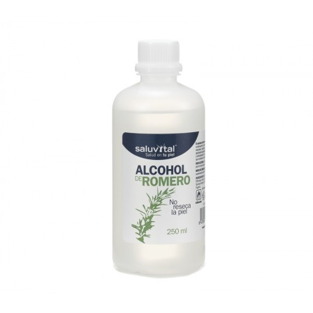 Saluvital Alcohol De Romero 250 Ml
