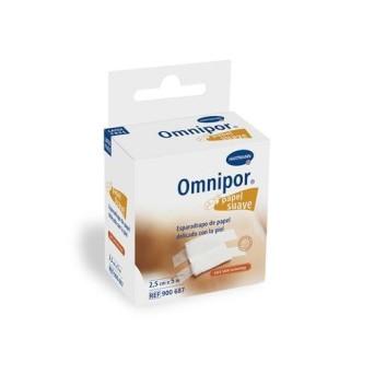 Esparadrapo  Omnipor 5x2,5