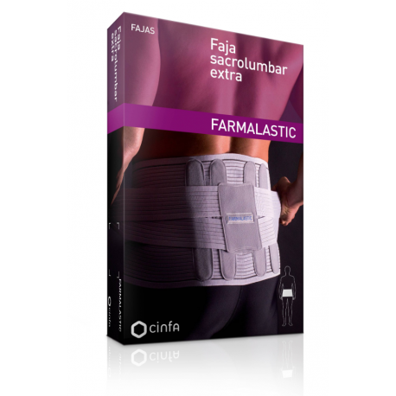 Farmalastic Faja Sacrolumbar Extra T2