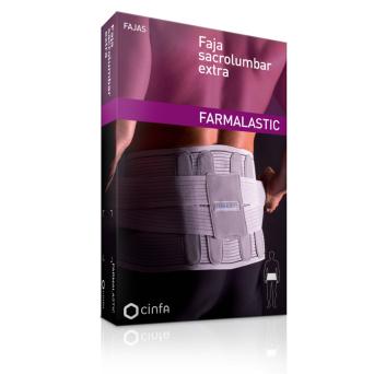 Farmalastic Faja Sacrolumbar Extra T4