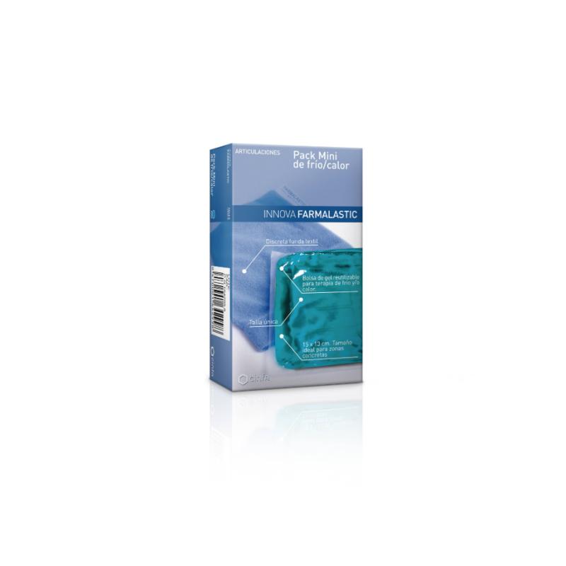Farmalastic Pack Frío/Calor Mini Innova 15 x 13