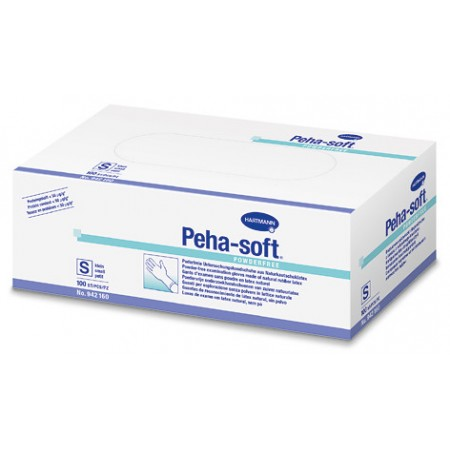 Guantes Peha-soft Pequeña 100 Uds