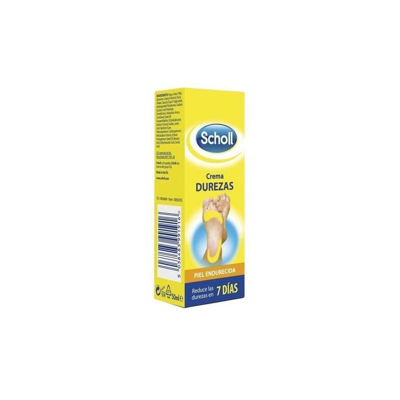 Scholl Crema Durezas 60 Ml
