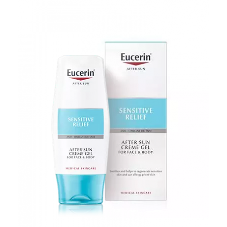 Eucerin After Sun Crema-Gel 150 Ml