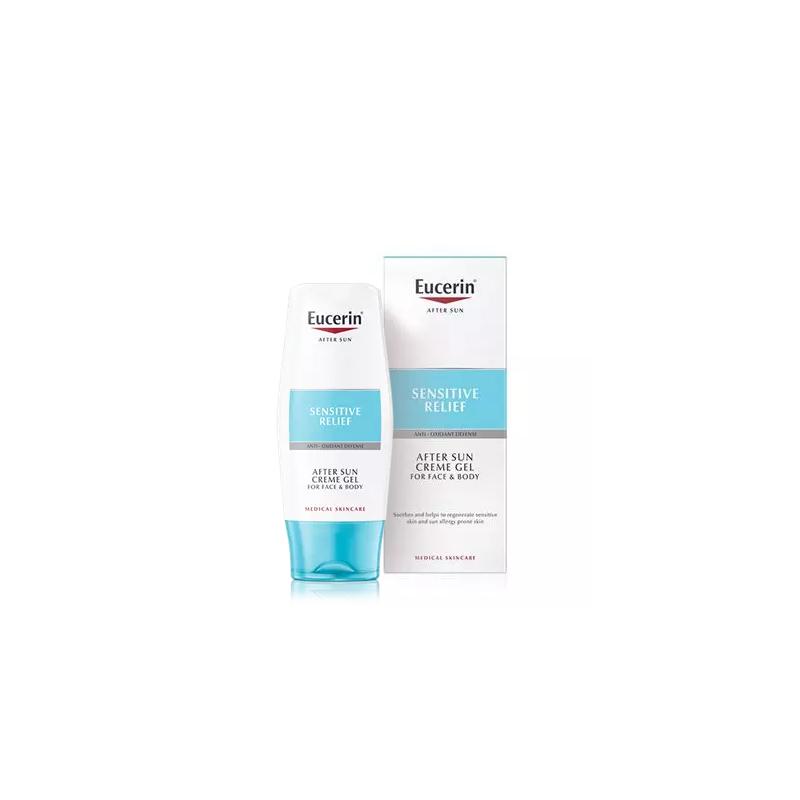 Eucerin After Sun Crema-Gel 150 Ml