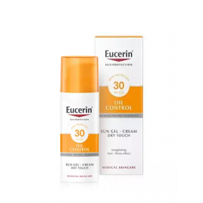Eucerin Oil Control Dry Touch FPS 30 50 Ml