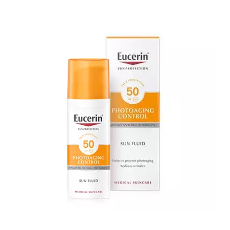 Eucerin Sun Fluid Photoaging FPS 50 150 Ml