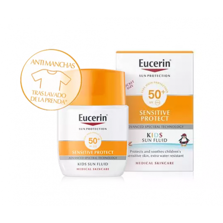 Eucerin Sun Infantil FPS 50+ Pocket Size 50 Ml