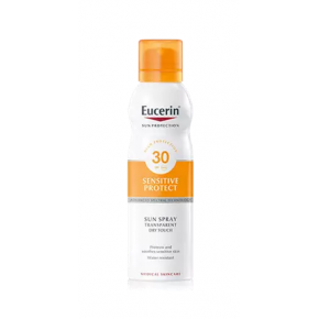 Eucerin Spray Transparent Dry Touch Fps 30 200 M