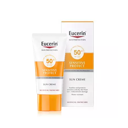 Eucerin Sun Cream FPS 50+ 50 Ml