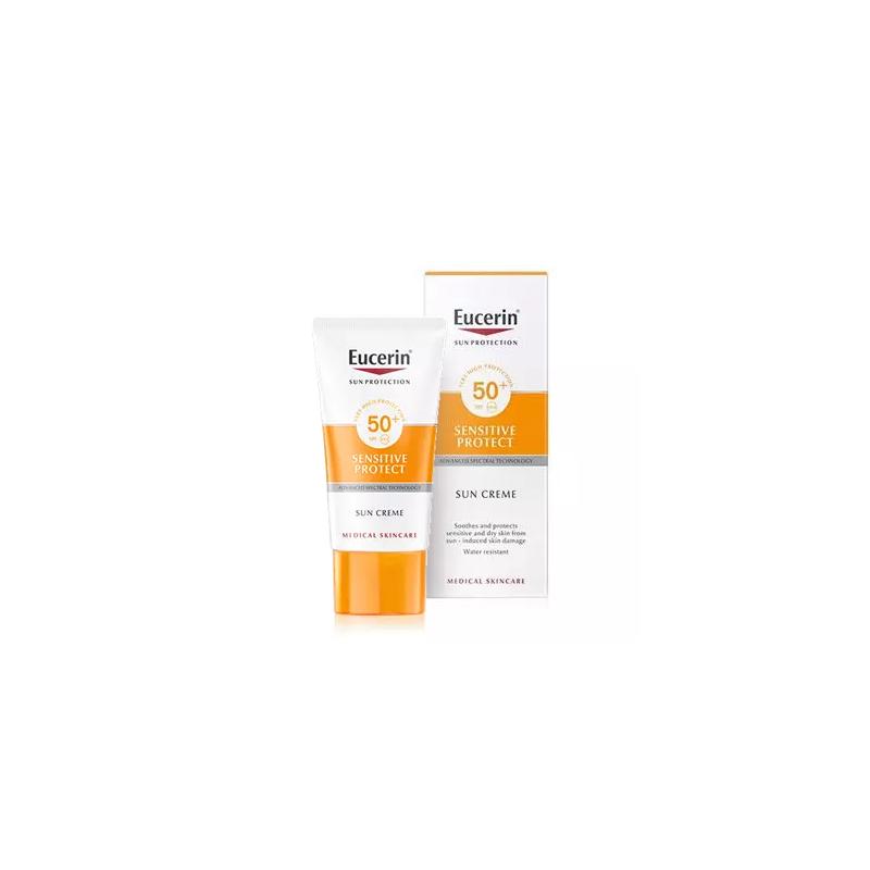 Eucerin Sun Cream FPS 50+ 50 Ml