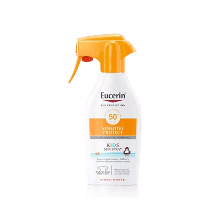 Eucerin Sun Kids Pistola FPS 50+ 300 Ml