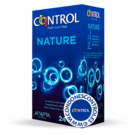 Control Adapta Nature 24 uds