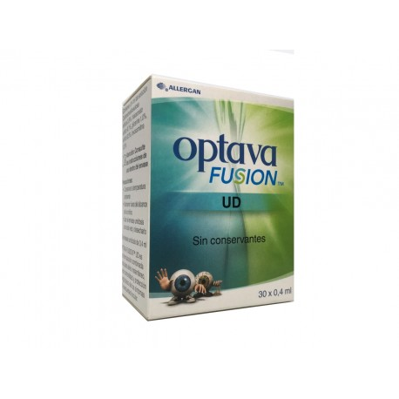 Optava Fusion UD 0,4 ml 30 Monodosis