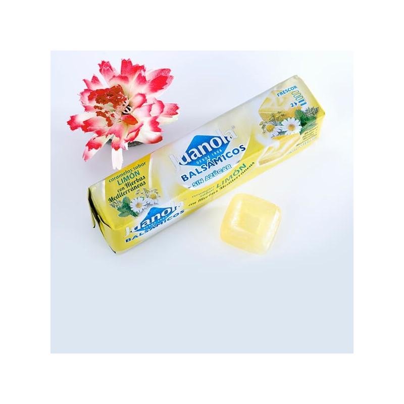Caramelos Juanola Limón 30 G