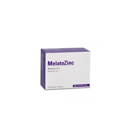 Melatozinc 1 mg 120 caps