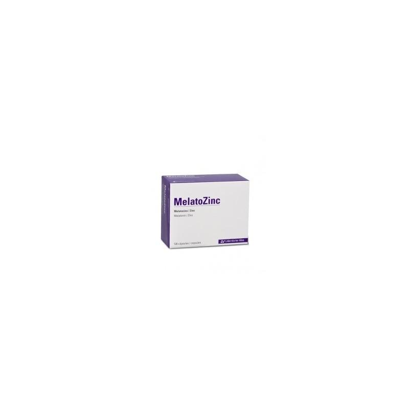 Melatozinc 1 mg 120 caps