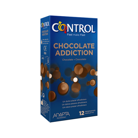 Control Adapta Chocolate Adiction 12 Uds