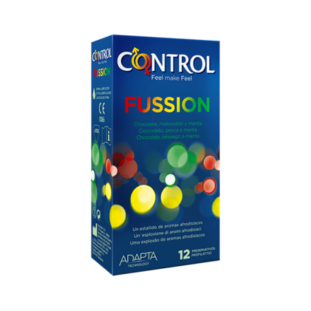 Control Adapta Fussion 12 Uds