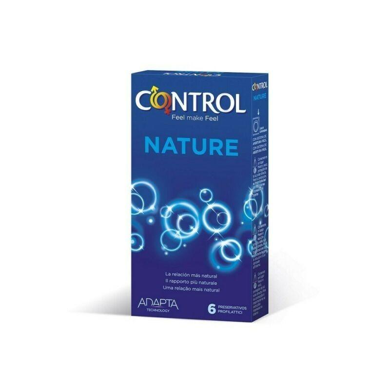 Control Adapta Natur 6 Uds