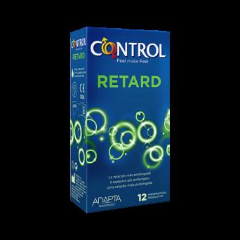 Control Adapta Retard 12 Uds