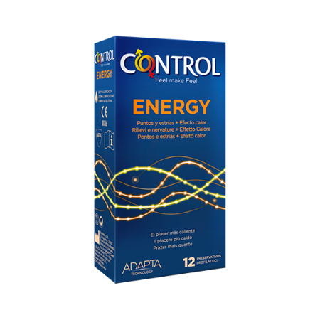 Control Adapta Energy 12 Uds