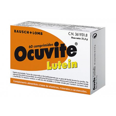 Ocuvite Lutein 60 Comp