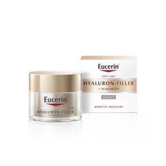 Eucerin Hyaluron-Filler + Elasticity Crema Noche