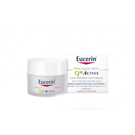 Eucerin Q10 ACTIVE Crema Día 50 Ml