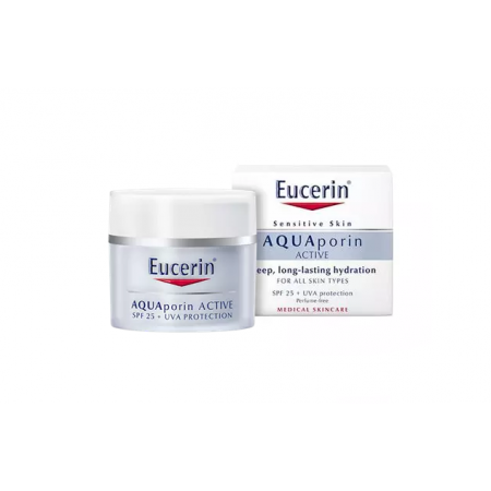 Eucerin Aquaporin Active Spf 25 50ml