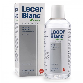 Lacer Blanc Menta Colutorio 500 Ml