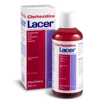 Lacer Clorhexidina Colutorio 500ml