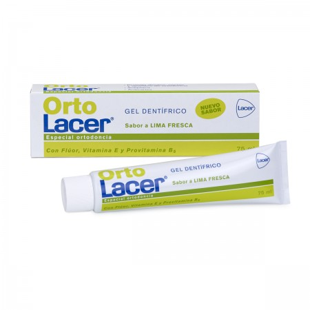 Orto Lacer Gel Lima 75 Ml
