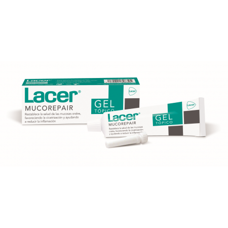 Lacer Mucorepair Gel Topico 30 Ml