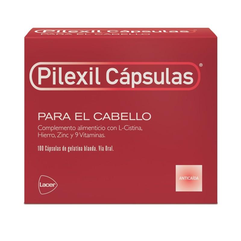 Pilexil Anticaida 100 Caps