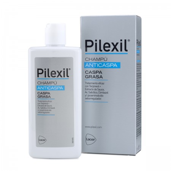 Pilexil Champú Caspa Grasa 300 ml