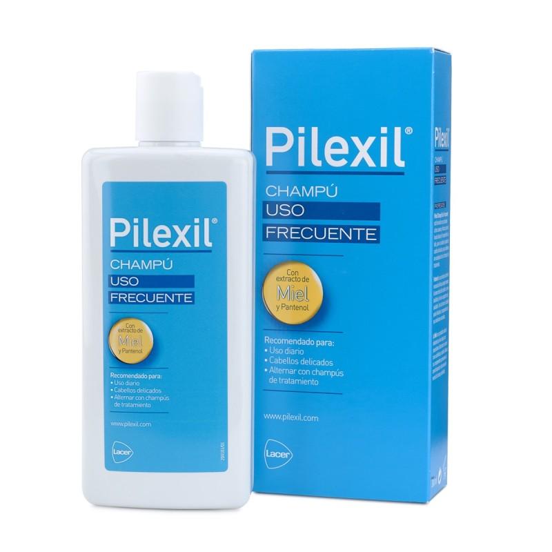 Pilexil Champu Uso Frecuente 300 ml