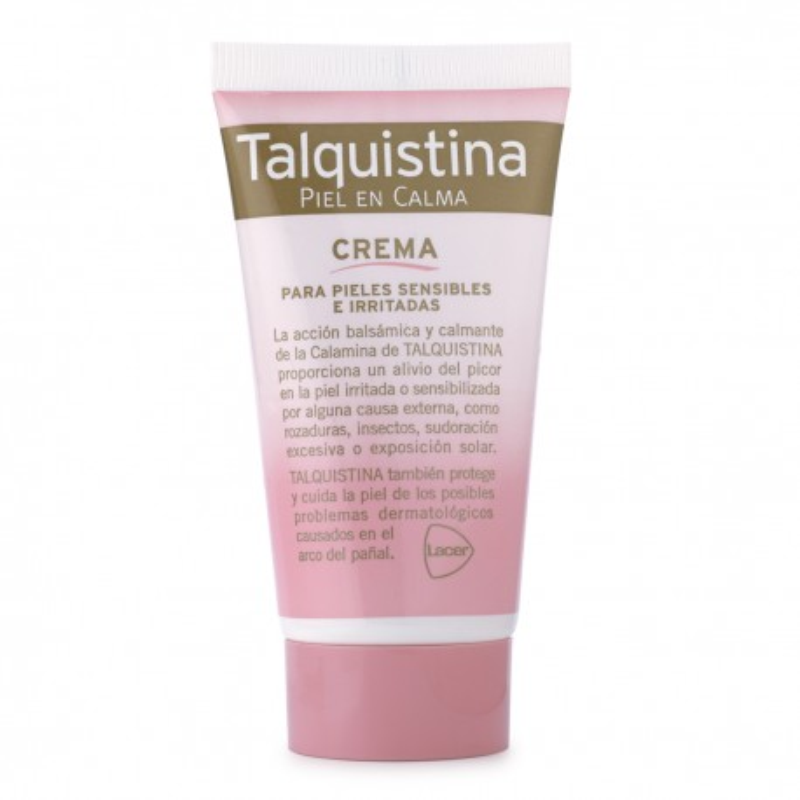 Talquistina Crema 50 G