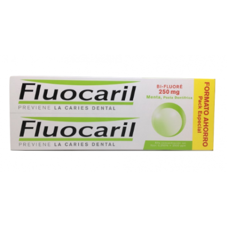 Fluocaril Bi Fluore Duplo 2 x125 ml