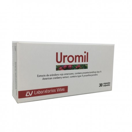 Uromil 30  Caps