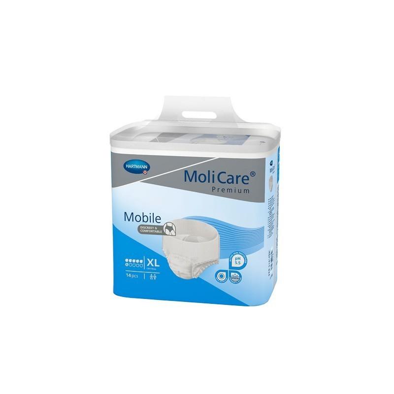 Molicare Mobile Super XL 14 Uds