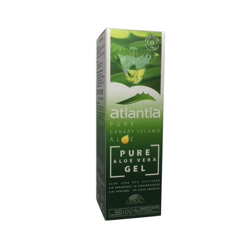 Atlantia Gel Aloe 100% 200 Ml